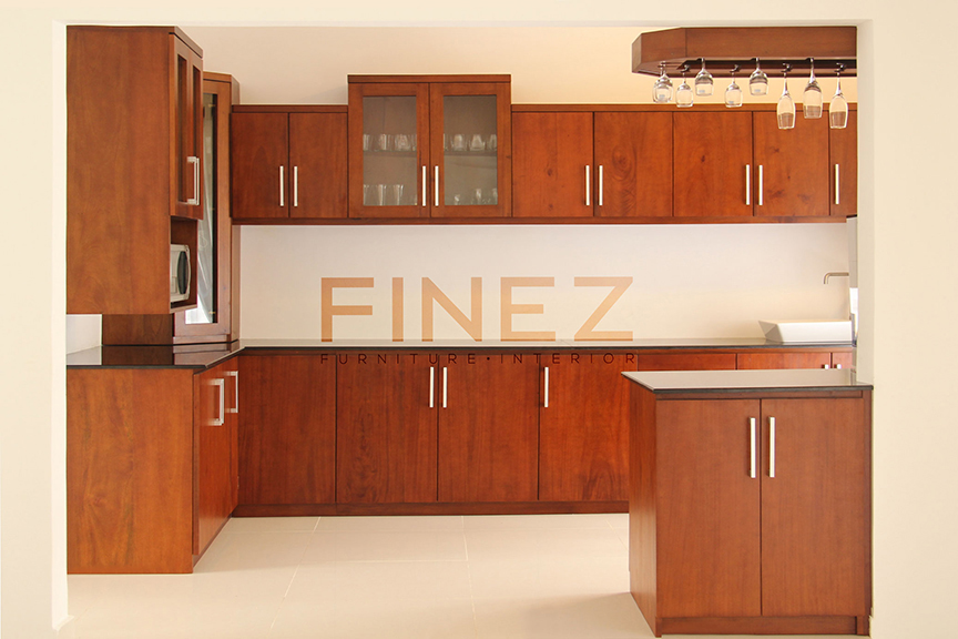 Wooden Pantry Cupboards ~ Denver pantry finez