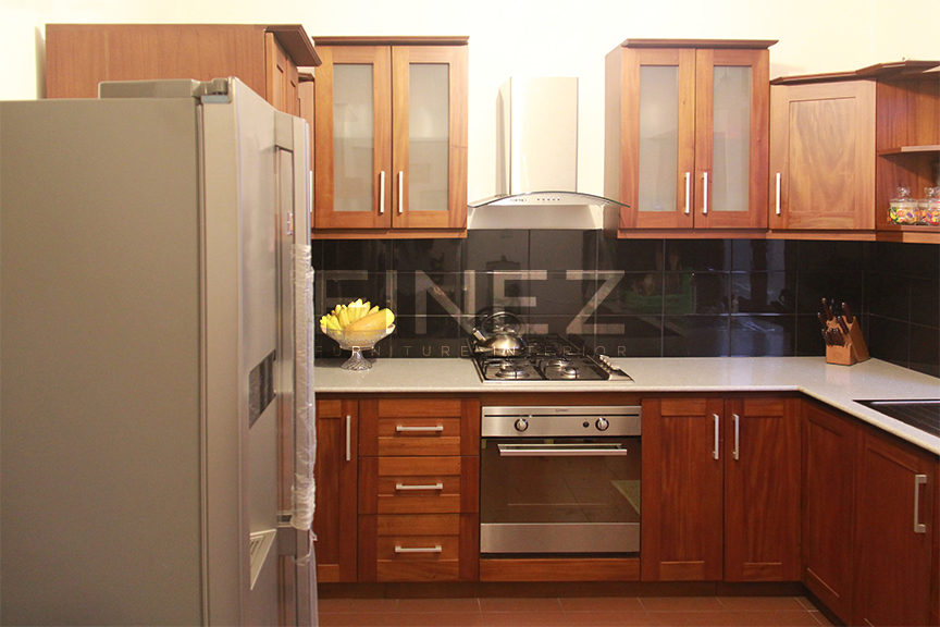 Pantry Designs Sri Lanka | Mahogany & Teak Kitchen Pantry ...