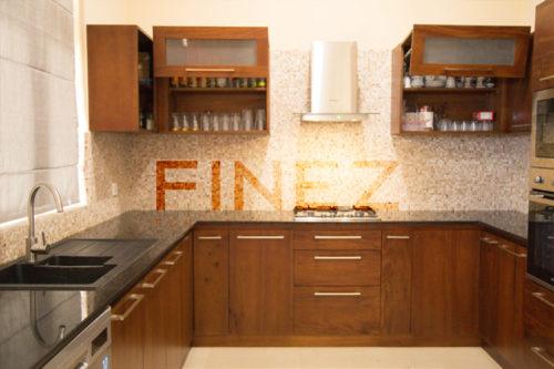 Pantry Designs Sri Lanka | Mahogany & Teak Kitchen Pantry ...